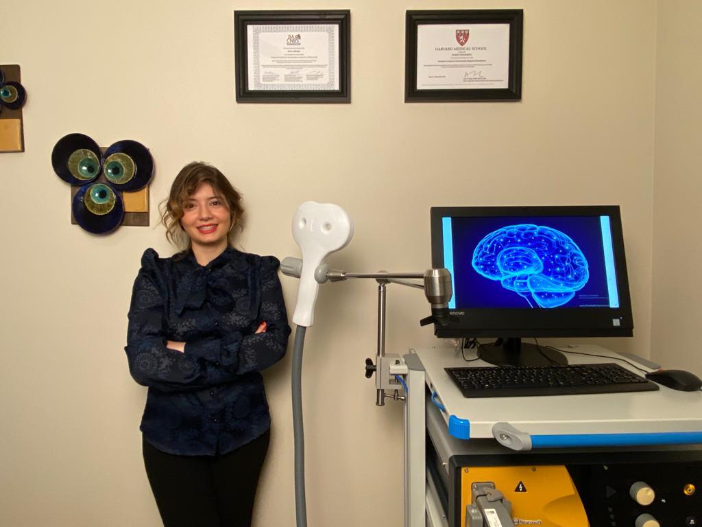 TMS Tedavisi Uzmanı Dr. Buket Niflioğlu
